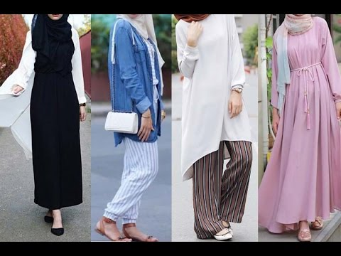 2016 Casual Hijab Fashion Style 10 Youtube