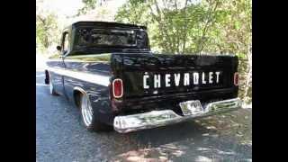 1966 Chevy C10 Short Bed 454 Start Run Turn Around