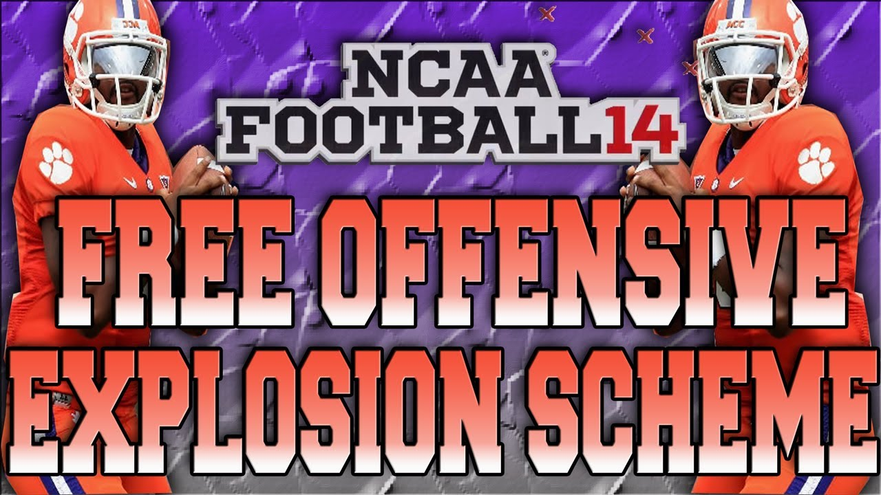 NCAA 14 Elite Offensive Guide: