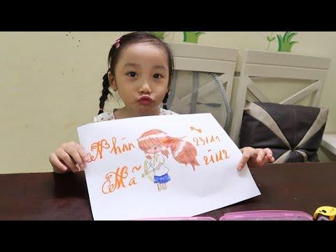Vẽ Chibi cung Nhân Mã | Hướng dẫn vẽ chibi 12 cung hoàng đạo | bé CIU chỉ cách vẽ Chibi cute nhất