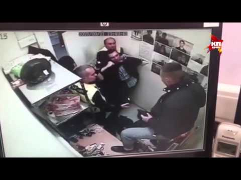 Полиция Москвы поймала магазинного стрелка