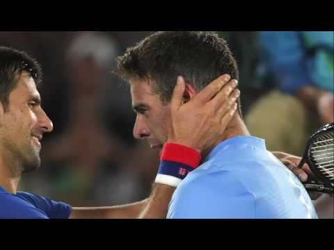 Del Potro dio la sorpresa en Rio al eliminar a Djokovic