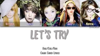 F(X) - Let's Try