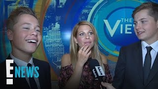 Candace Cameron Bure Is Going Where For Her 40th Bday?! | Celebrity Spotlight | E! News