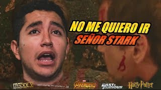 DESTRUYENDO PELÍCULAS 2! - DENTRO DE INFINITY WAR!- Changovisión