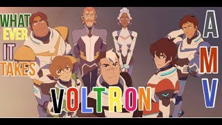Voltron ●AMV● Whatever It Takes