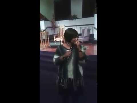Evangelist Valerie Boyd - Speak to me