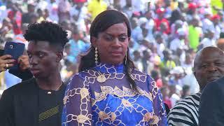 Liberia : La prestation de serment de George Weah