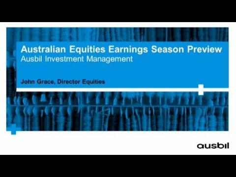 Australian Equities earnings season preview