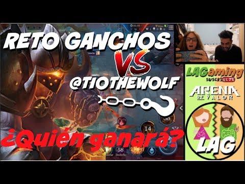 SUGAR TEAM (Dracoom, ERASVS y LAGaming) | Arena Of Valor | Arthur y Tel'Annas | AoV Gameplay Español from YouTube · Duration:  23 minutes 20 seconds