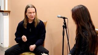 Валерий Кипелов - Интервью для Cyber Snake TV