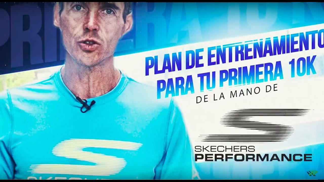 4a6aed7f68efa Plan de entrenamiento 10 km con Imanol Loizaga y Skechers - Empezar a correr,  semanas 1 y 2