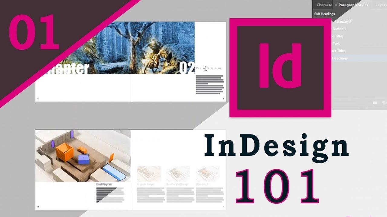 InDesign 101 | Portfolio/Book Setup