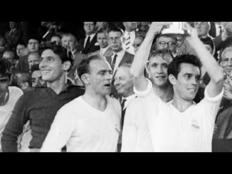 Florentino Perez gedenkt Real-Madrid-Legende Alfredo Di Stefano   Tod mit 88 Jahren