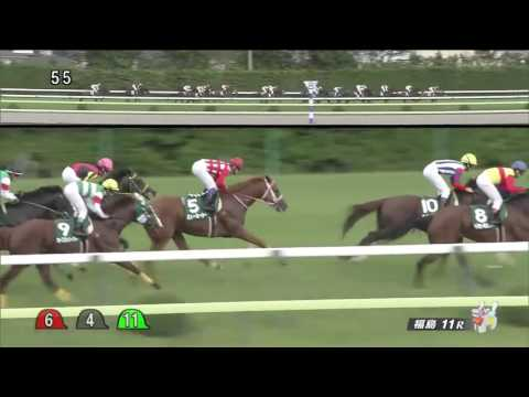 ラジオNIKKEI賞2016(1800m)THE RADIO NIKKEI SHO 2016