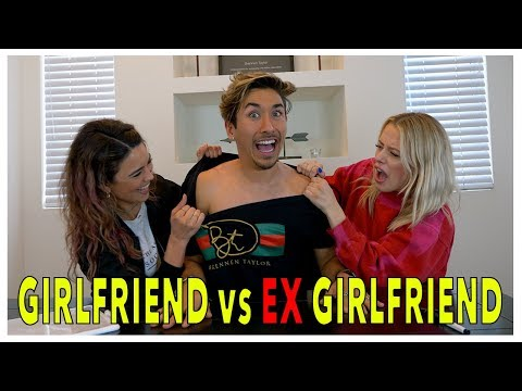 GIRLFRIEND VS EX GIRLFRIEND FIGHT!