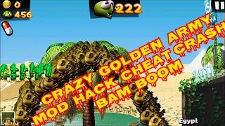 Zombie Tsunami - Crazy - Golden - Army - Mod - Hack - Cheat - Crash - Bam - Boom