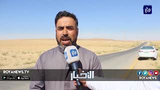 مشاكل مستعصية على طريق مدخل الكرك الجنوبي - (23-7-2018)