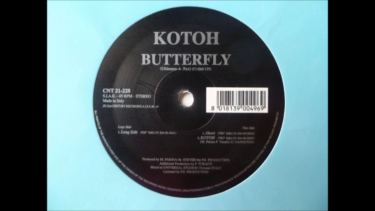 Download Kotoh - Butterfly
