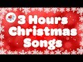 Christmas Non Stop Popular Songs Playlist 2018 | Over 3 Hours