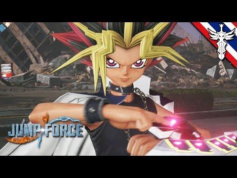 ตบเด็กให้ฝรั่งมันดู - Jump Force #2