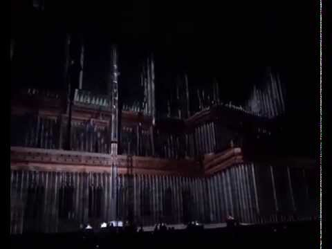 illuminations cathedrale de strasbourg 2015 youtube. Black Bedroom Furniture Sets. Home Design Ideas