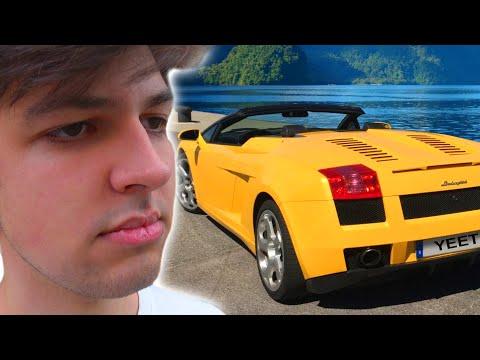 GIVING MY BEST FRIEND HIS DREAM CAR