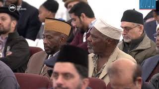 Holy Prophet Exemplary Peace Initiative Amidst - Irfan Chaudhry - Jalsa USA WC 2018