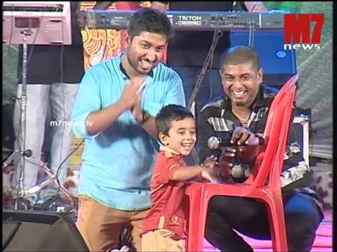 muthe ponne pinangalle . Hero biju song by a kid