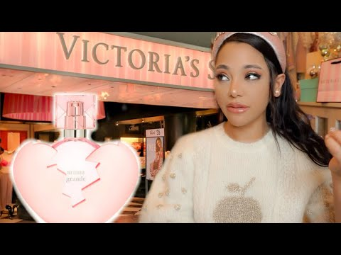 victoria&39;s secret is copying ariana grande&39;s thank you next perfume?