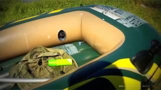 отзыв владельца о лодке Seahawk2 морской орел