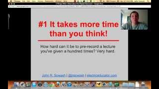 Repeat youtube video 5 Things I Wish I Knew When I Flipped My Class.mp4