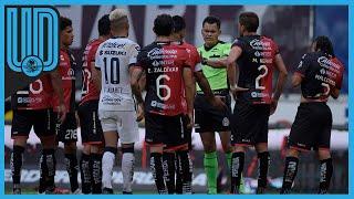 """Querétaro, Monterrey el Atlas, son los tres equipos más indisciplinados del Guard1anes 2020 y es que tal parece que no conocen el """"fairplay"""", ya que en apenas 11 jornadas suman cuatro jugadores expulsados; por el lado de los Zorros además hay elementos 27 amonestados, lo que ha dejado en desventaja numérica y por momentos anímica al equipo de Diego Cocca.  #Atlas #Guardianes2020 #LigaMx"""