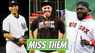 Former MLB Stars Who EVERYONE Misses