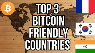 FRANCE CLASSIFIES BITCOIN AS MONEY - TOP 3 BITCOIN FRIENDLY COUNTRIES - BITCOIN BREAKING RESISTANCE