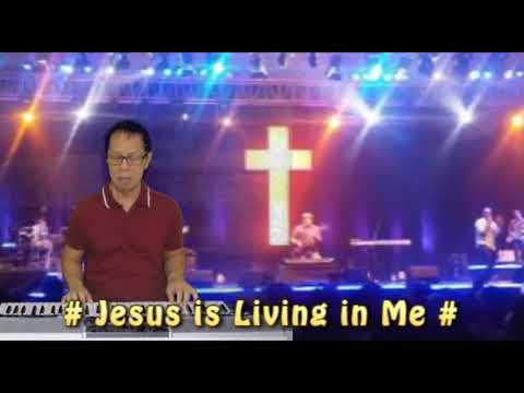 Jesus is living in me by AWA