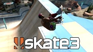 Skate 3: Rolling Down the Hill [PS3 Gameplay, Commentary]