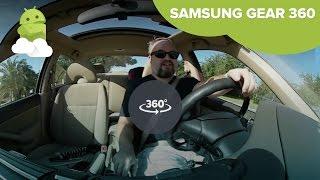 Samsung Gear 360 sample video