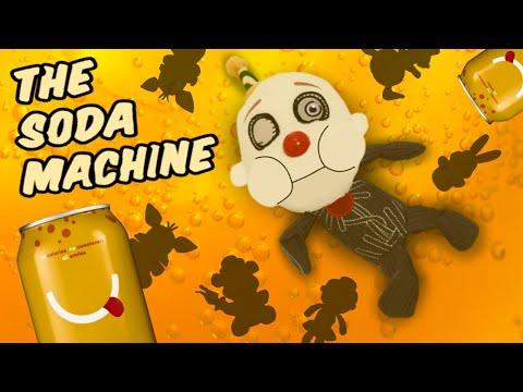 Fnaf Plush - The Soda Machine
