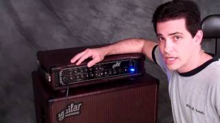 2-Minute Bass Lesson: Learning Your Amp's EQ