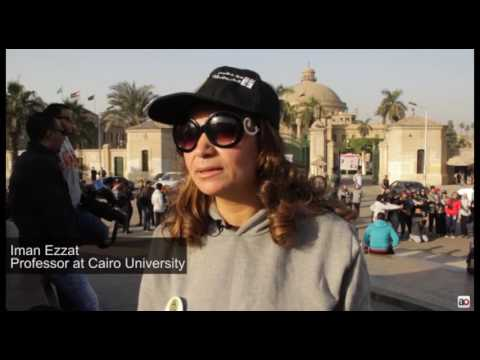 Cairo University pioneers campaign against sexual harassment on Egyptian campuses