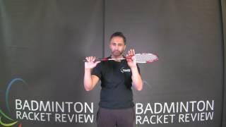 yonex duora 7 badminton racket review