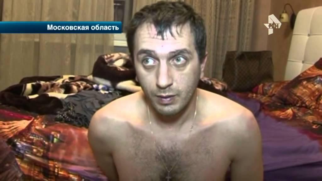 В Московской области штурмом взяли логово квартирных воров