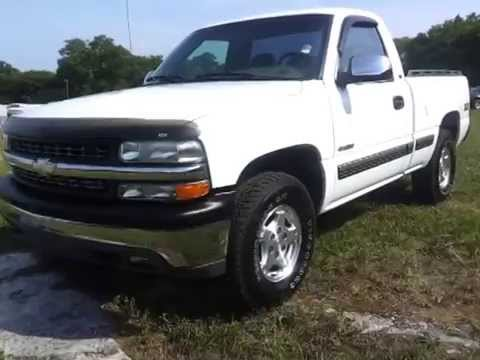 Sold 1999 Chevrolet Silverado Regular Cab 4x4 5 3 V 8 One Owner Immaculate Call 888 439 8045