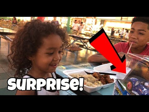 SURPRISING LIL GILLY WITH A GIFT!!! (HE WAS HAPPY) Mp3