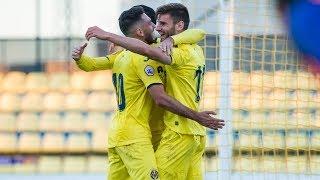 Resumen Villarreal B 1 - 0 Badalona