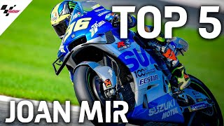 The new #motogp world champion! 🏆it's been a season of incredible charges through field for joan mir, these are top 5 moments his 2020 season! 🙌...