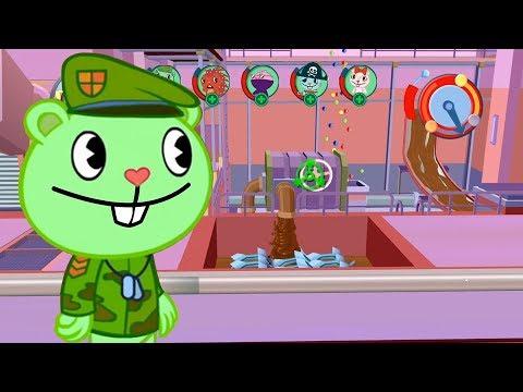 (Xbox 360) Happy Tree Friends False Alarm 01 Candy Factory