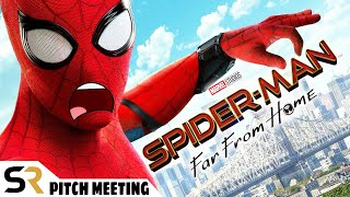 Spider-Man: Far From Home Pitch Meeting