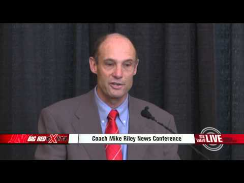 WOWT Video: Mike Riley Introduced As New Husker Coach